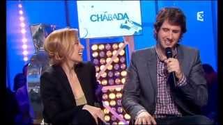 Josh Groban & Lara Fabian - L'hymne à l'amour - Chabada (France) 14.04.2013