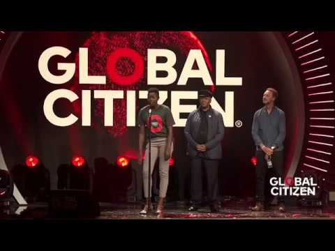 South Africa Pledges Support for Global Access to Water at Global Citizen Festival Hamburg