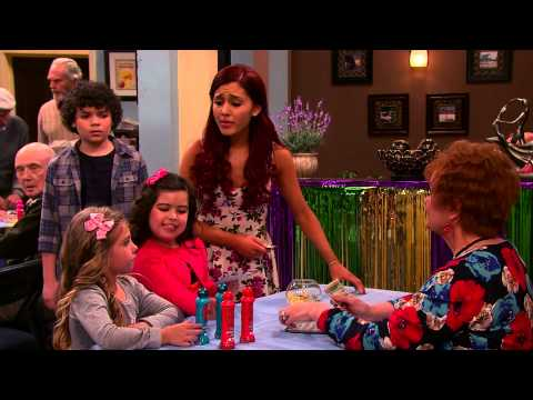 """Sam & Cat"" 1x04 Clip - ""The Brit Brats"" w/Sophia Grace & Rosie [HD]"