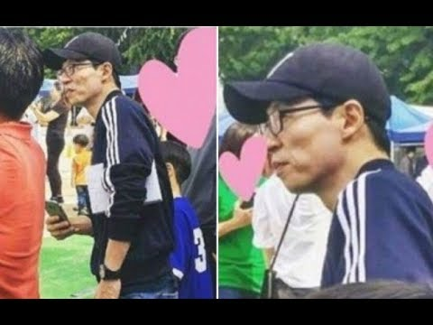 Yoo Jae Suk Finally can Spend Time for His Only Son Yoo Ji Ho