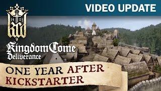 Kingdom Come: Deliverance - One Year after Kickstarter!