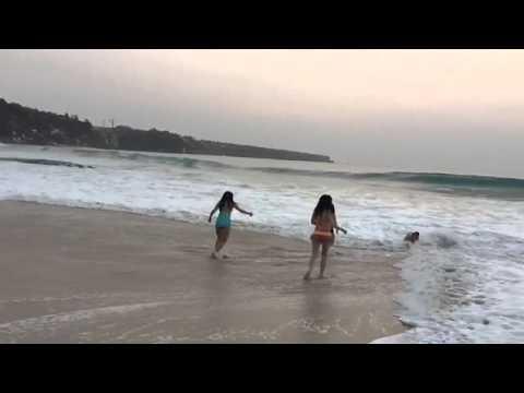 Dreamland Beach, Bali 2015