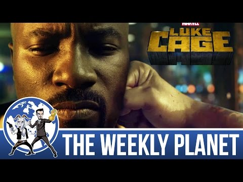 Luke Cage Review - The Weekly Planet Podcast