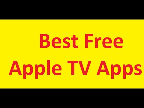 Top 10 Free Apps On Apple TV 2019
