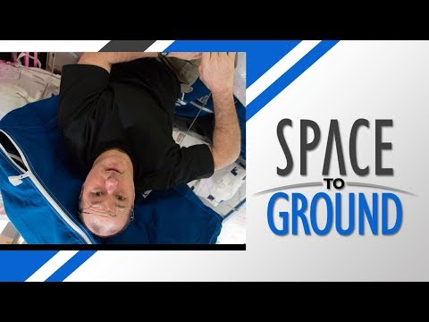 Space to Ground: A Unique Experience: 03/09/2018