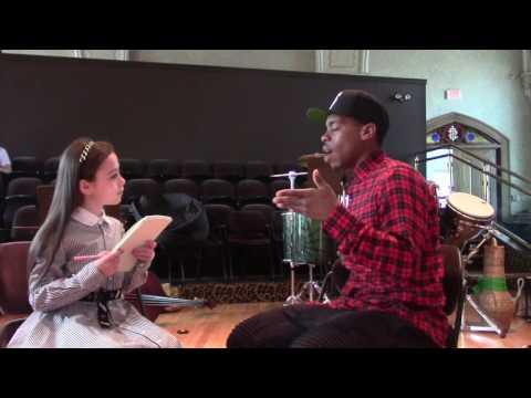 Shayna Interviews Lil' Buck