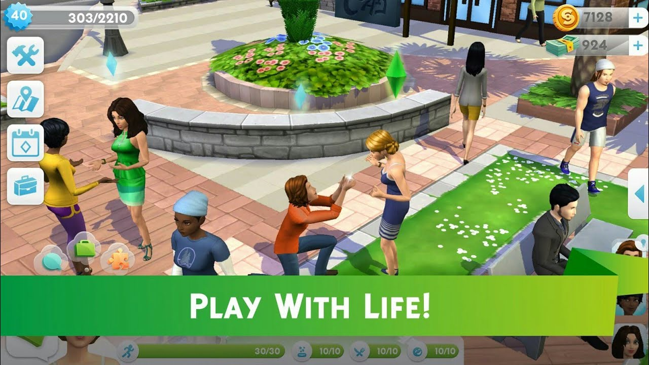 games like sims for android