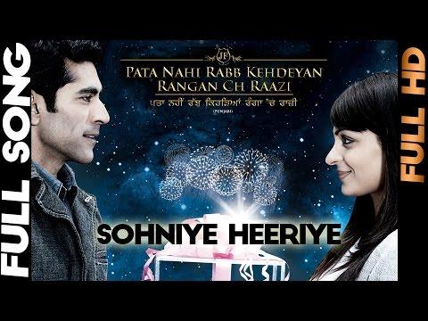 Sohniye Heeriye | Feroz Khan | Pata Nahi Rabb Kehdeain Ranga Ch Raazi | Official Song | Yellow Music