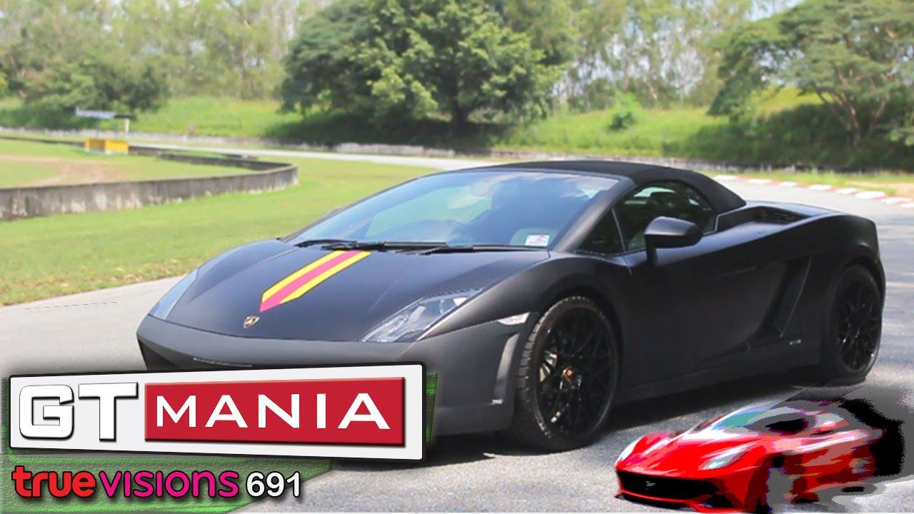 รายการ GT MANIA 30 เม.ย.57 1/3 รถ Lamborghini Gallardo Lp560 4