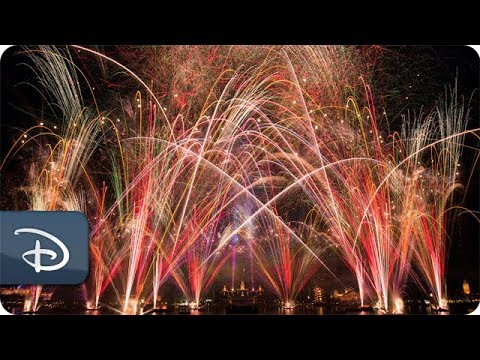 Epcot's new fireworks show debuts tonight — and you can watch it live