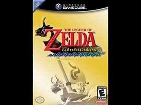 Zelda: Wind Waker Music - Dragon Roost Island