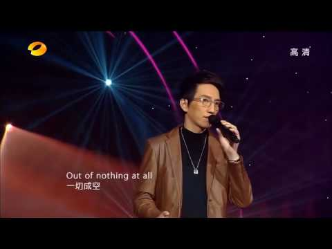 The Voice Of China - Making Love Out Of Nothing At All