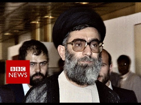 Clip from 1989 of Iran's Supreme Leader emerges on Social Media – BBC News