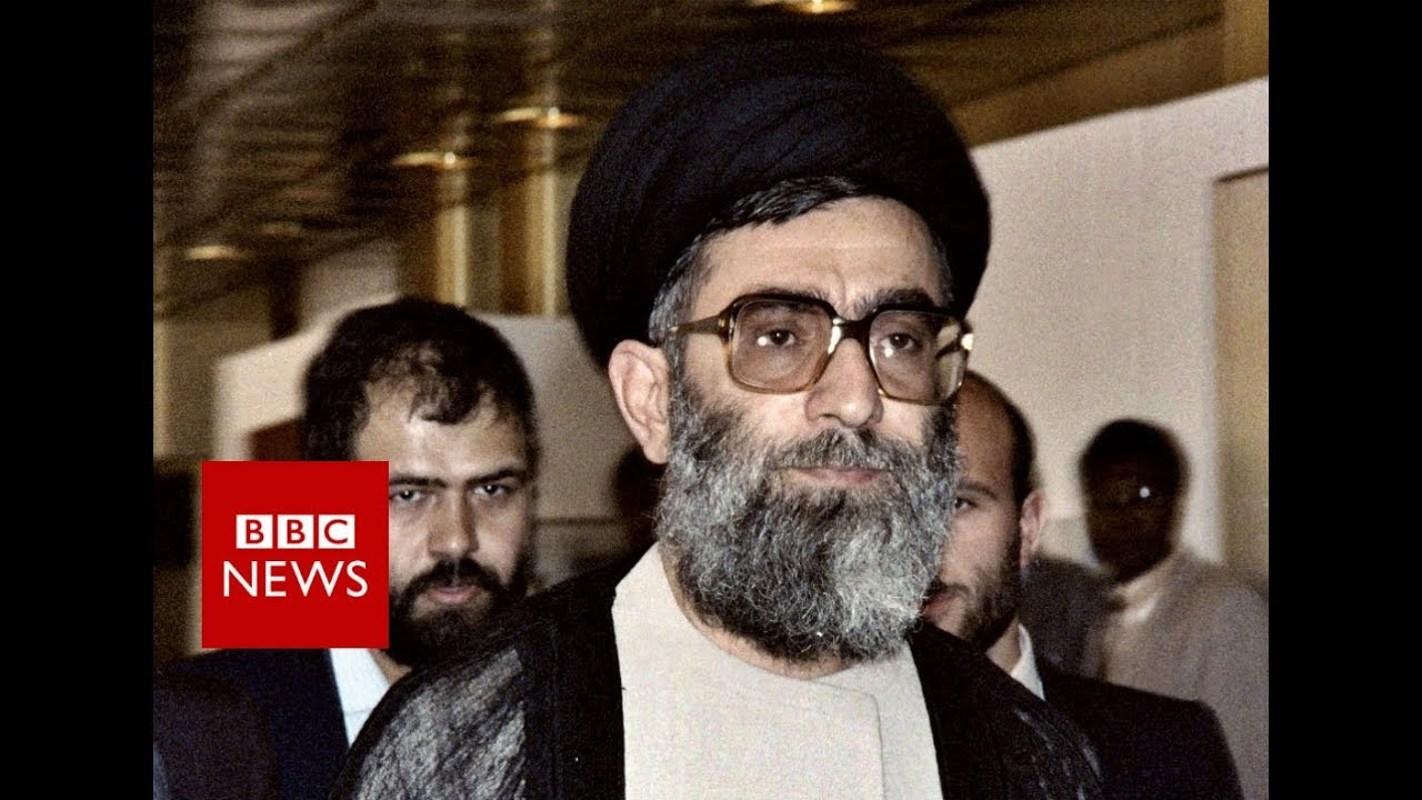 Clip from 1989 of Iran's Supreme Leader emerges on Social Media - BBC News