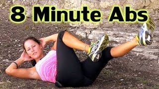 8 Minute Abs Workout at Home, Exercise Routine & Fitness Training Austin