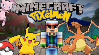 NEU| MINECRAFT - PIXELMON MOD 5.0.3! (POKEMON-MOD) [Tutorial/Deutsch]