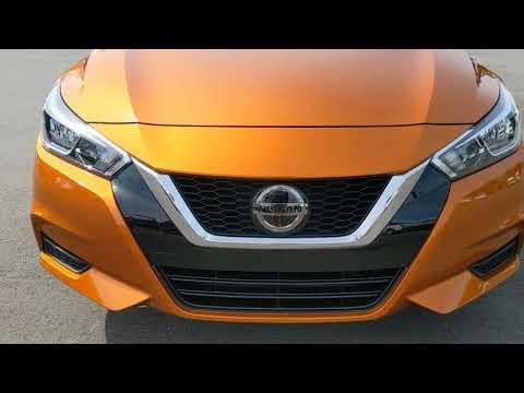 2020 Nissan Versa Sedan DeLand Nissan L818909