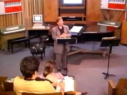 The Language of Music: Lecture 6 - Music of the Middle Ages 1