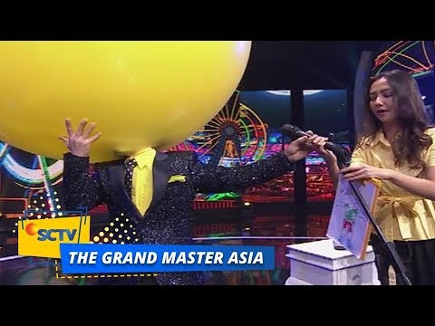 WADAW BAHAYA NIH! TanBa Terjebak Dalam Balon Raksasa | The Grand Master Asia Top 5