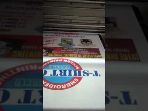 Digital Tshirt Printing in Nairobi