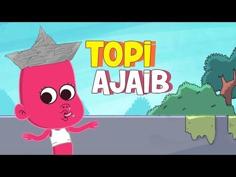 Kartun Lucu Setan Nakal - Om Perlente Topi Ajaib - Animasi Indonesia
