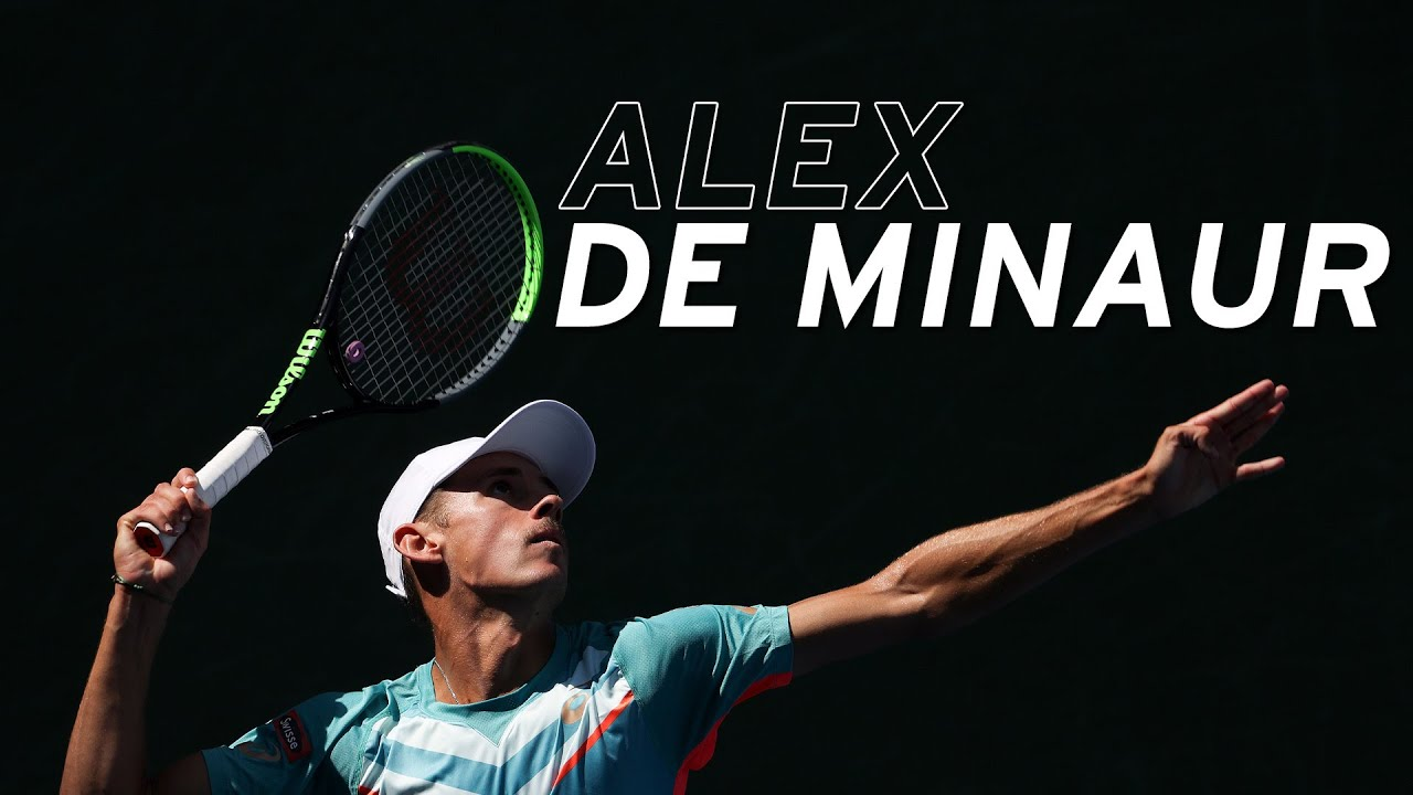 Alex de Minaur | US Open 2020 In Review