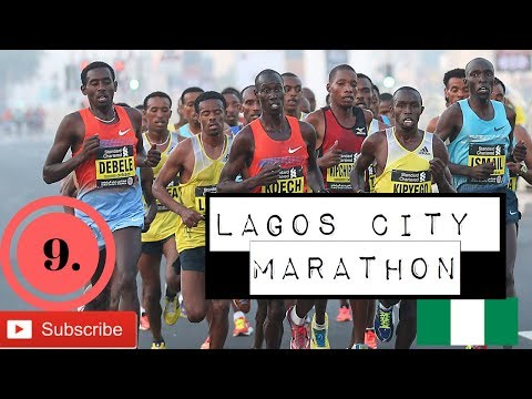 LAGOS CITY MARATHON 2018 - 10 THINGS YOU DIDN'T KNOW  | Daily Vlog #08 | Sassy Funke