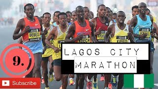 LAGOS CITY MARATHON 2018 - 10 THINGS YOU DIDN'T KNOW  | Daily Vlog #09 | Sassy Funke