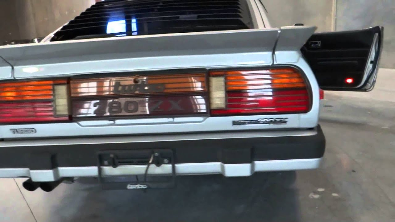 1982 Nissan Datsun 280zx Turbo Stock 009 Located In Our