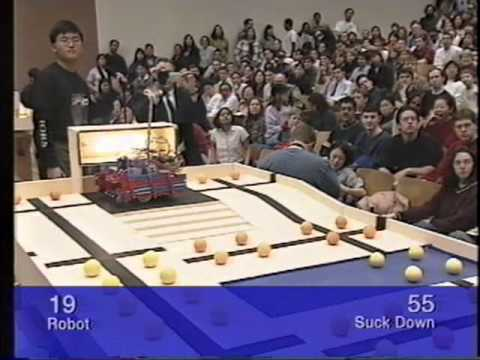 6.270 MIT Lego Robot Competition 1999
