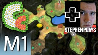 Pikmin 3 - Mission 1: Tropical Forest with StephenPlays