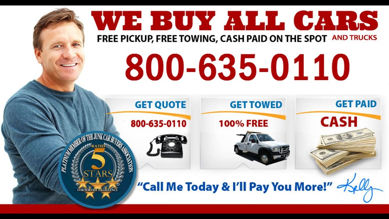 Buffalo MN Cash for Cars | We Buy Junk Cars and Trucks - Call Us 800 ...