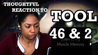Download WIFE  REACTS TO TOOL- FORTY SIX & TWO (THOUGHTFUL REACTION) Mp3 and Videos