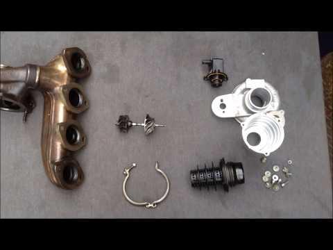 Sua turbo tang ap Mercedes-Benz CGI engine