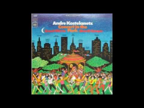 Andre Kostelanetz ‎– Concert In The Park (Great Hits In March Tempo) - full vinyl album