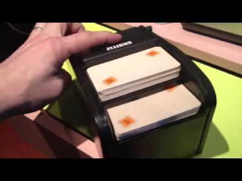 sabot mezclador automatico