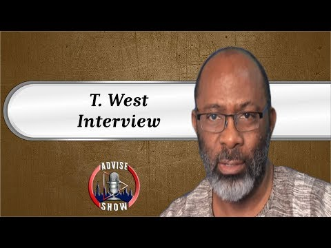 T West Interview | LIVE