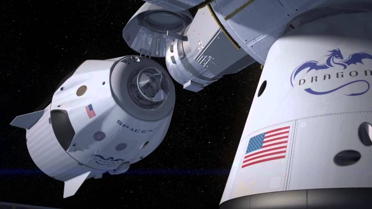 nasa orbiters orion dragon - photo #35