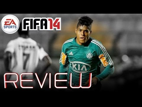 FIFA 14 Best Young Players - Leandro Review - High Rated Striker!