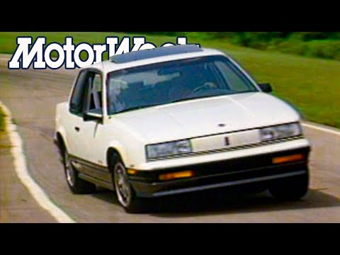 1988 Olds Cutlass Calais International | Retro Review