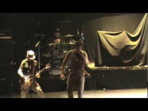 Los kk - P�nico + No eres nada (Teatro Caupolic�n 10/Oct./2011)