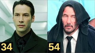 Keanu Reeves From 1 to 54 Years Old
