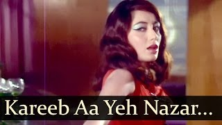 Kareeb Aa Yeh Nazar Phir Mile - Sadhana - I.S.Johar - Anita - Old Bollywood Songs