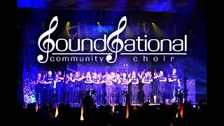 Greatest Showman Medley - SoundSational Community Choir #LBEA2019