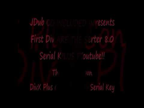 DivX Pro Serials *Most Up To Date Serials*