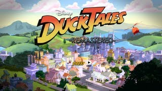 First Crack - DuckTales Remastered