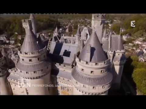 Pierrefonds, un rêve de château