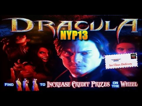 The Legend of Count Dracula Slot Machine - Play for Free Now