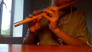 CẢM ÂM Something Just Like This - The Chainsmokers/Coldplay - Flute Cover - Sáo Trúc Minh Nguyễn