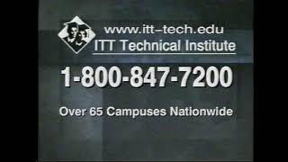 ITT Tech Institute Commercial (1999)